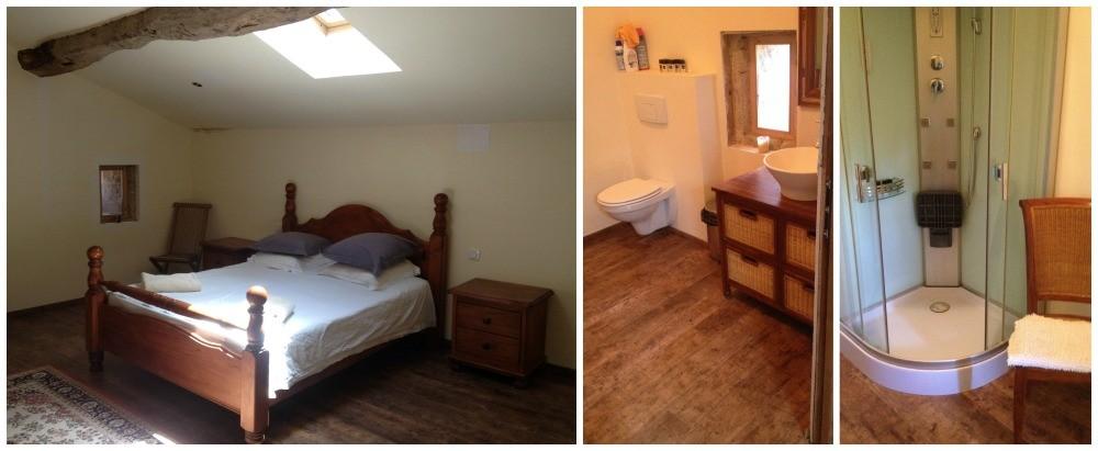 bedroom & ensuite #3