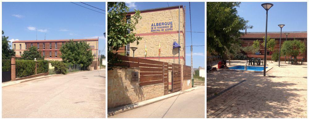 Albergue De Peregrinos Municipal De Azfora