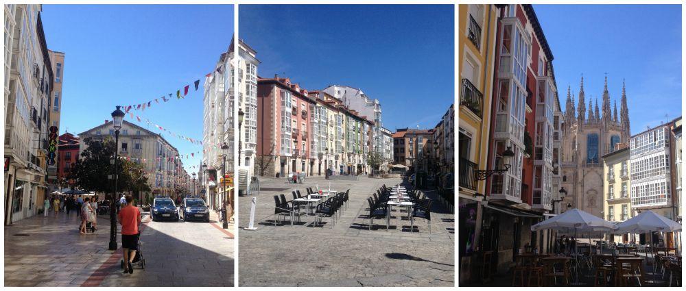 Burgos in Spain