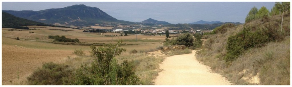 Walking the Camino in 2015