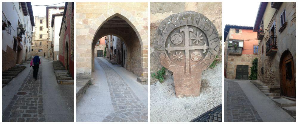 Cirauqui or Zirauki on the Camino 2015
