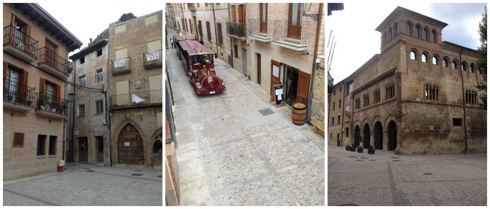 Estella images on the Camino 2015