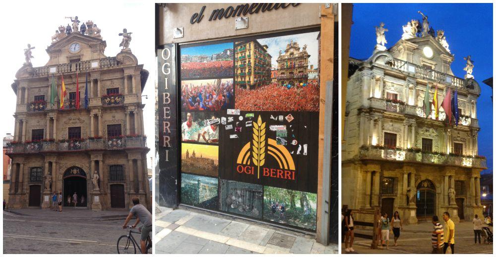 Pamplona Townhall 2015