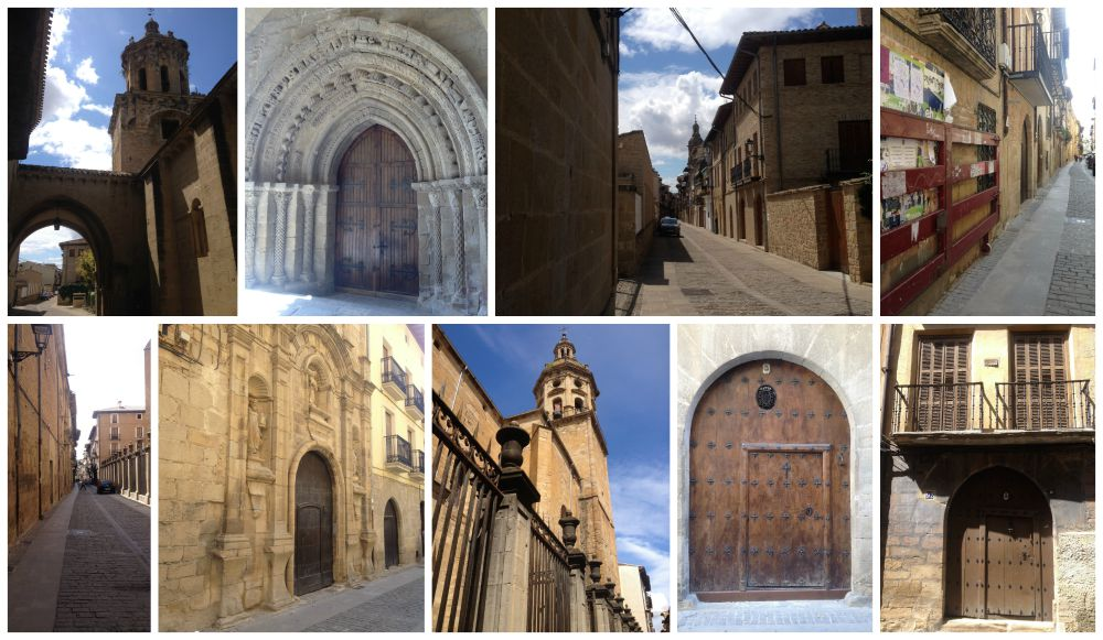 Puente le Reina on the Camino 2015