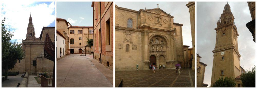 Santo Domingo on the Camino way