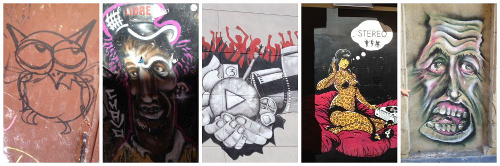 Street Art in Logroño