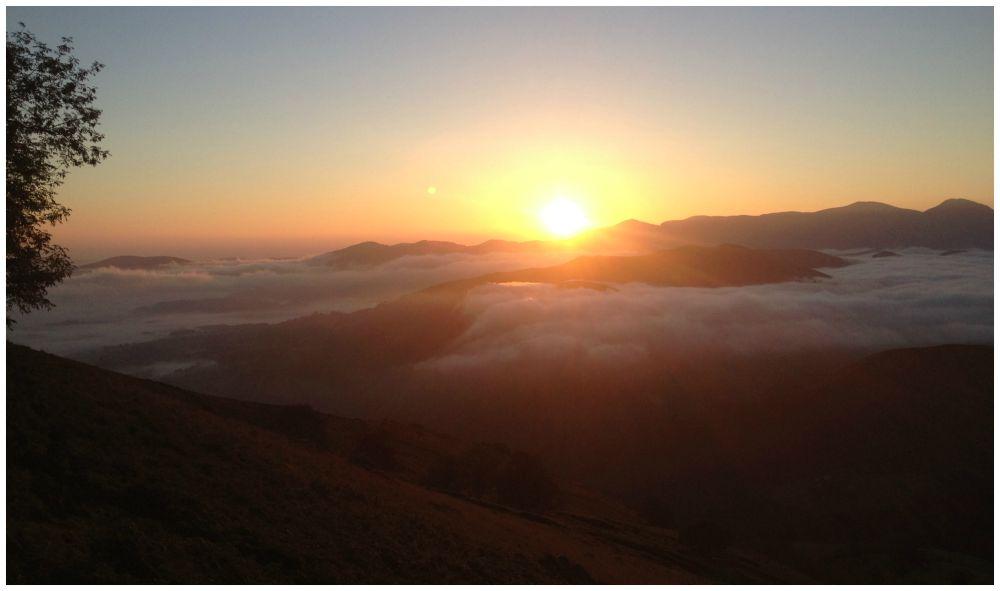 Sunrise at Orisson 2015