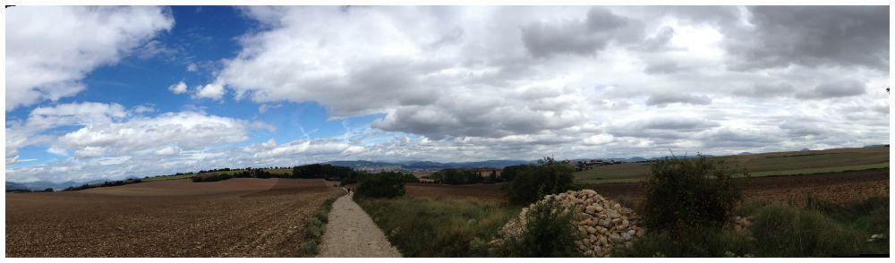 The Camino de Santiago 2015