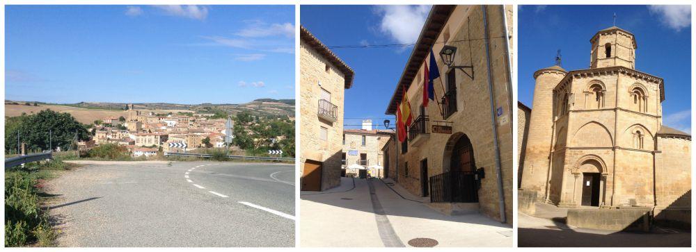 Torres Del Rio on the Camino