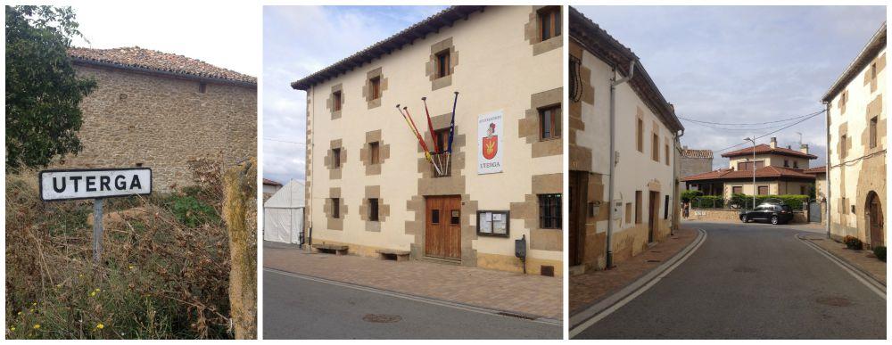 Uterga on the Camino 2015