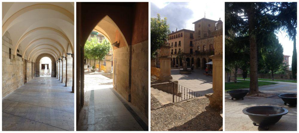 Viana in Spain