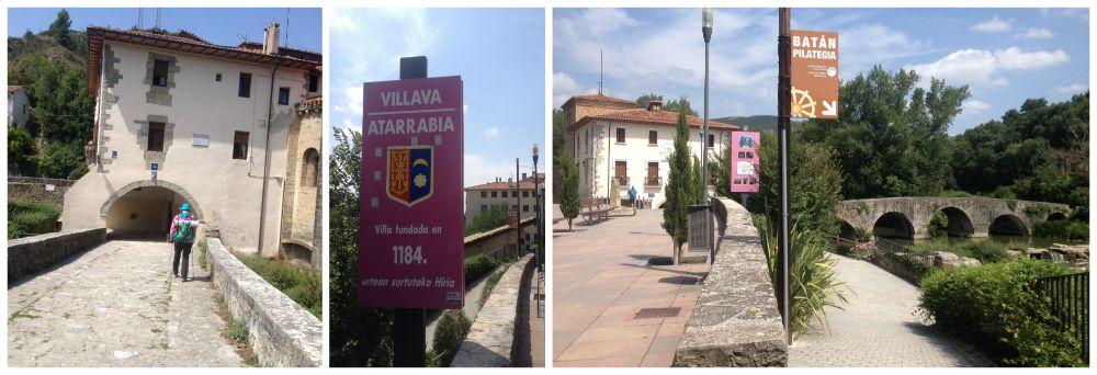 Villava a village near to Pamplona 2015