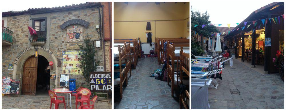 Albergue El Pilar in Rabanal El Camino