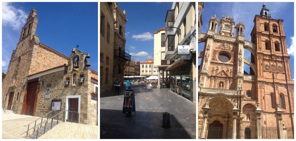 Astorga in Spain