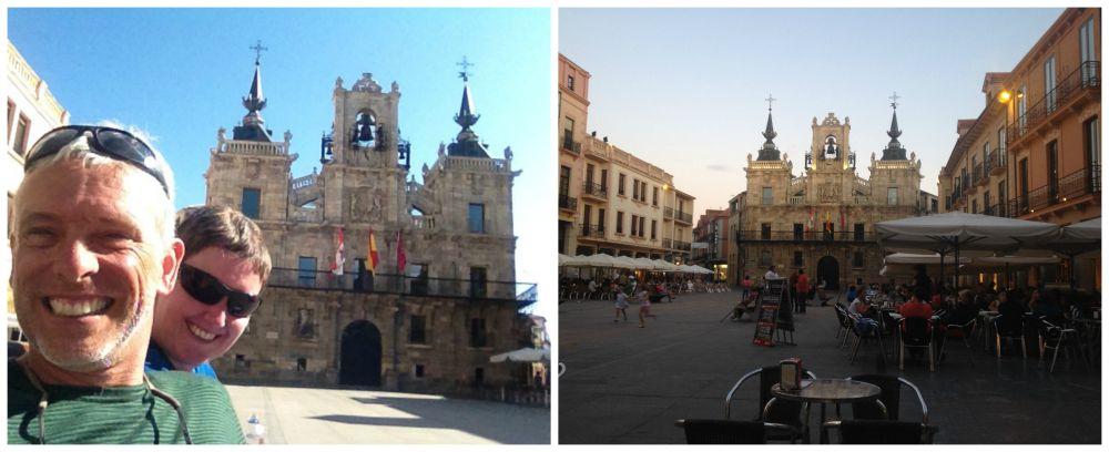 Astorga square