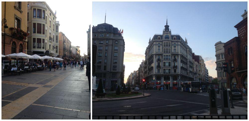 Leon in Spain