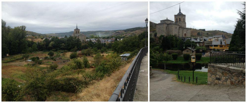 Molinaseca on the Camino