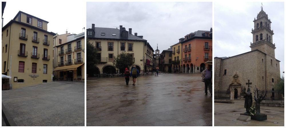 Ponferrada Plaza Encina