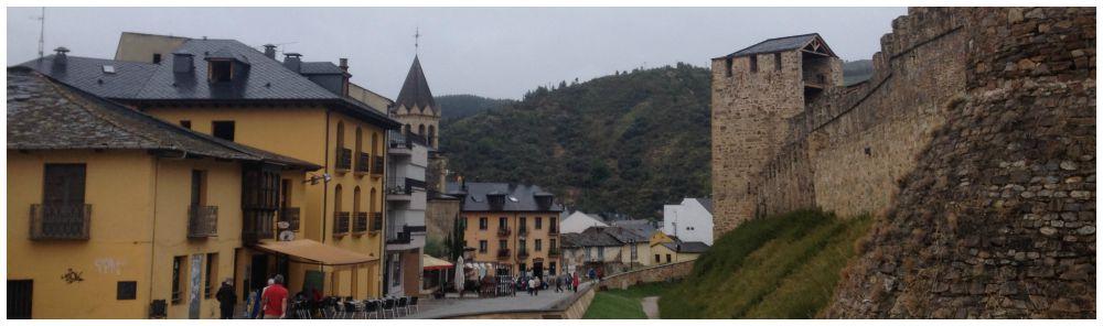 Ponferrada in Spain