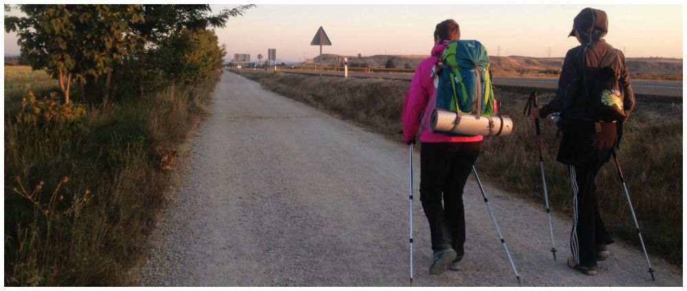 The Camino goes on and on
