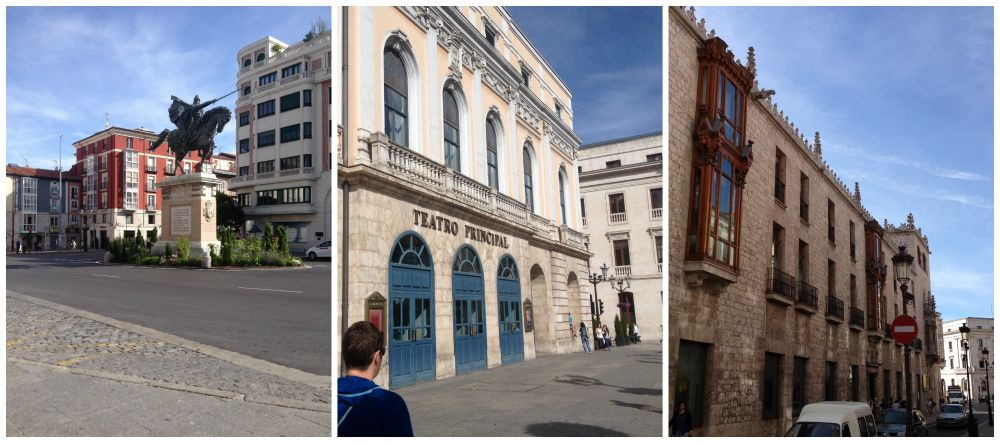 The city of Burgos