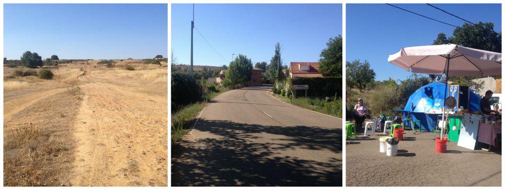 The way goes over land, Oncina de la Valdoncina