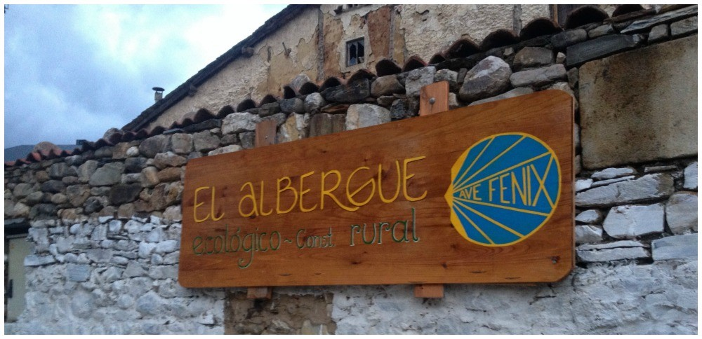 Albergue Ave Fenix, one of the oldest Albergue on the Camino