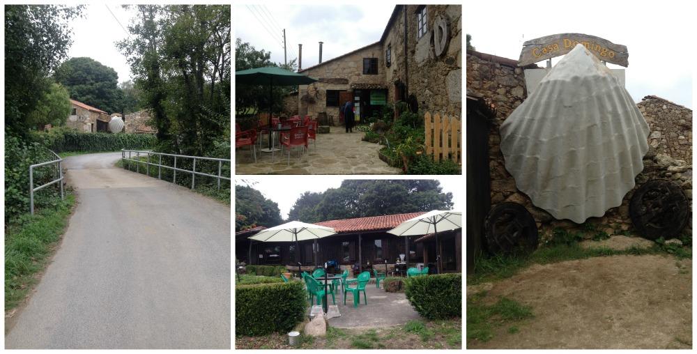 Albergue Casa Domingo in Ponte Campaña-Mato