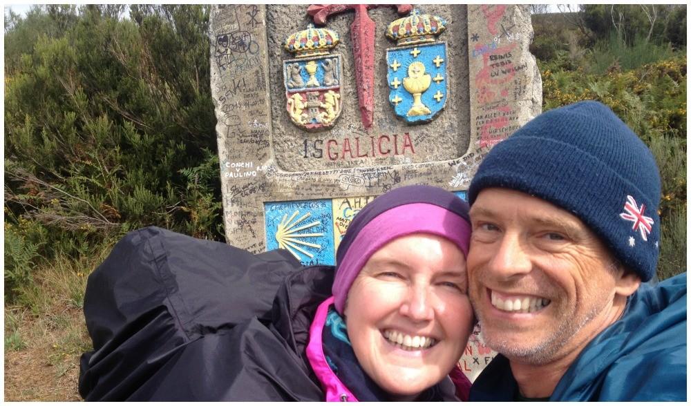 Crossing from Castilla Y Leon to Galicia