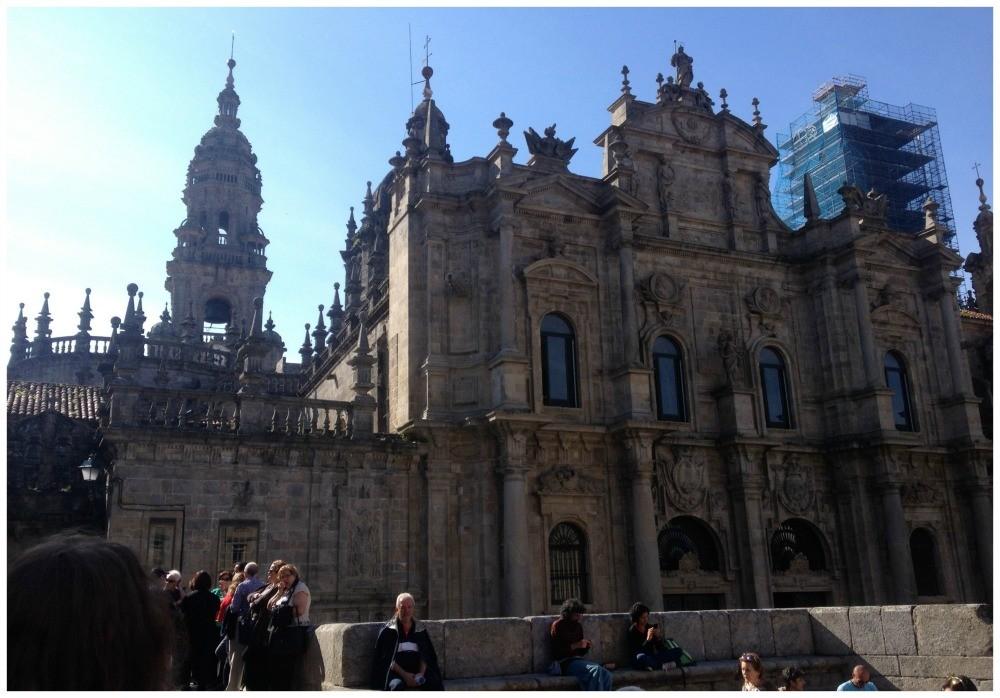 Santiago cathedral