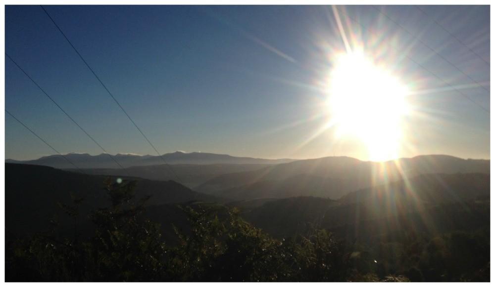 Sunrise after Hospital