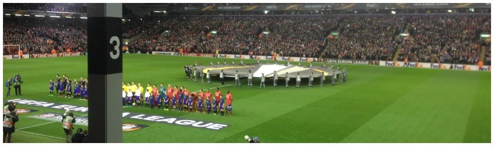 Liverpool v Rubin Kazan