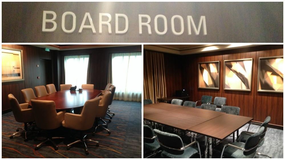 Board room on NCL Escape