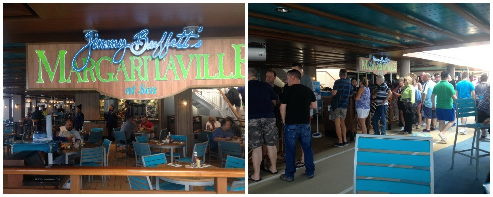 Buffett's Margaritaville at Sea on Norwegian Escape