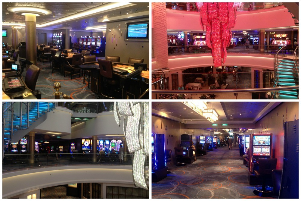 Norwegian Escape Casino