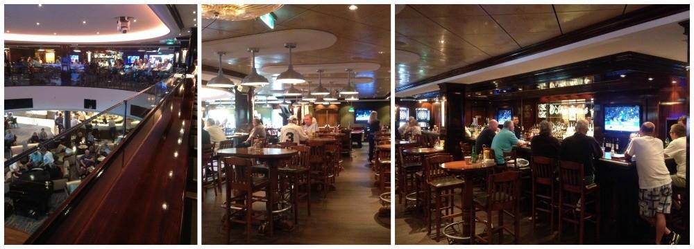 O'Sheehan's Bar on NCL Escape