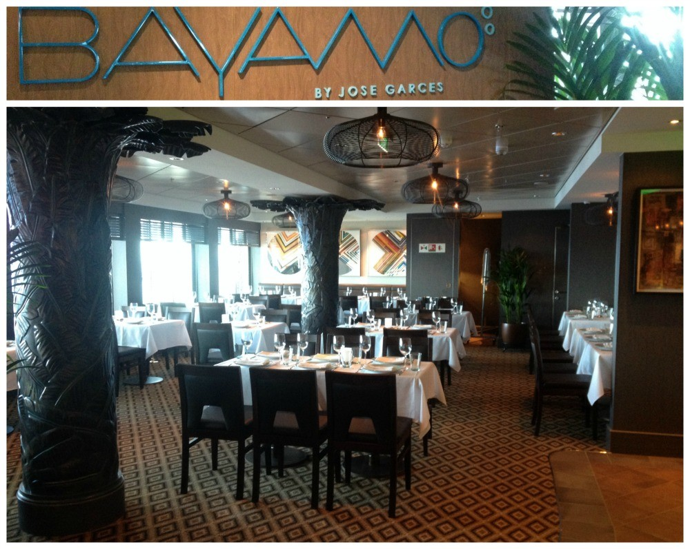 Restaurant Bayamo by Jose Garces on Norwegian Escape