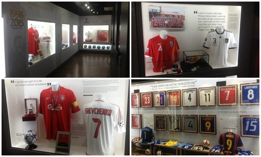 The Steven Gerrard Collection