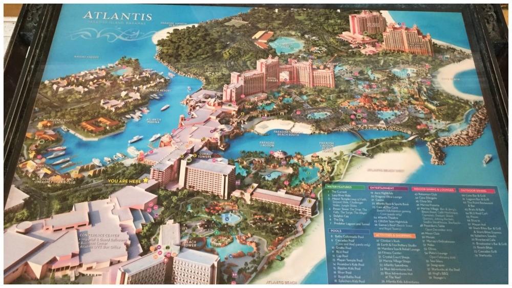 Atlantis on Nassau the Bahamas