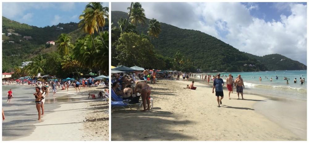 BVI beach - Cane Garden Bay