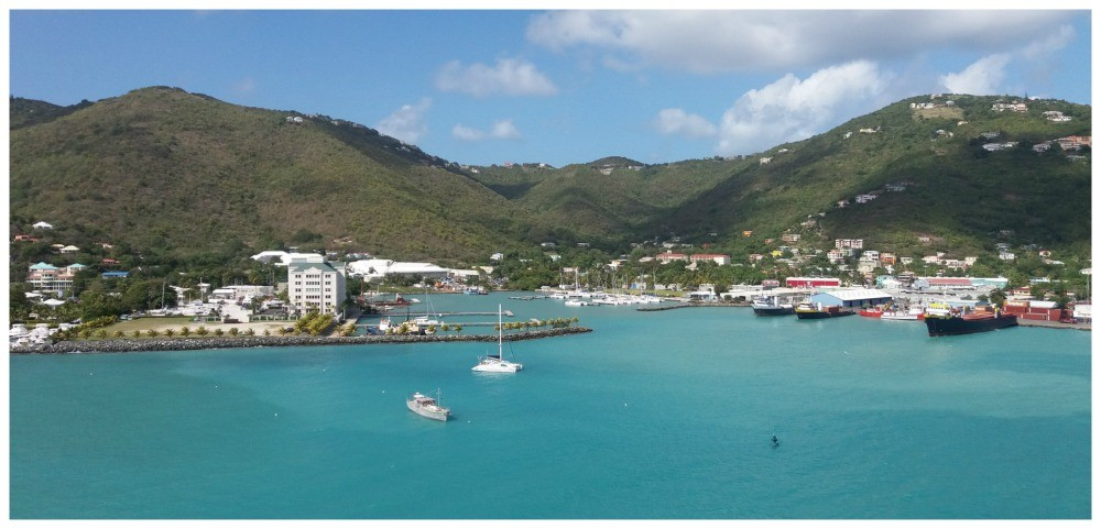 Destination A Glimpse At Tortola In The British Virgin