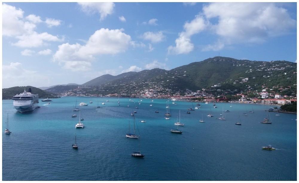 Charlotte Amalie in USVI
