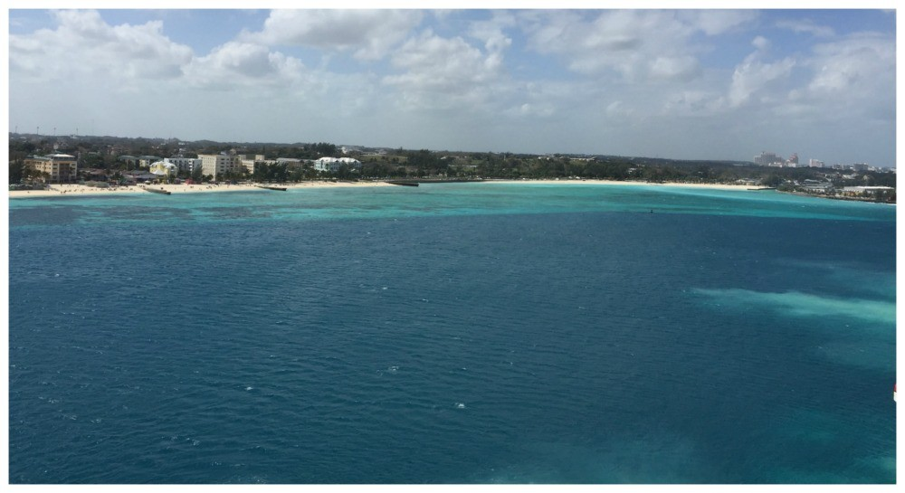 First glimpse of Nassau