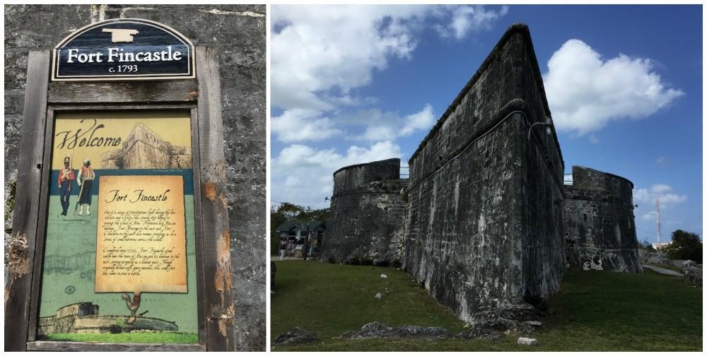 Fort Fincastle in Nassau