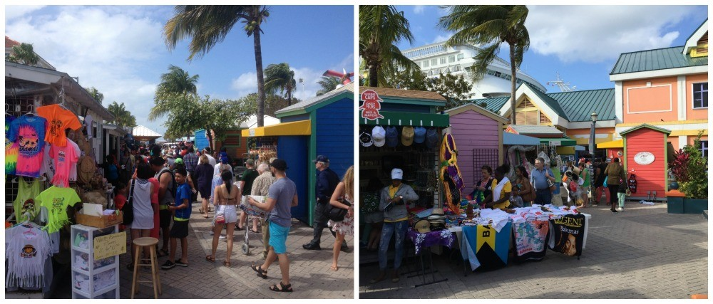 Nassau port side markets