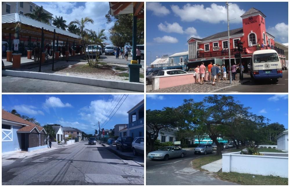 Nassau tour around