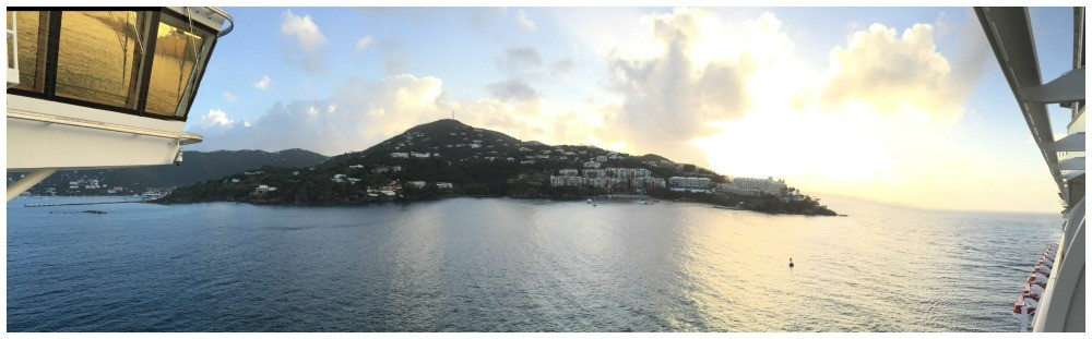 St Thomas early morning