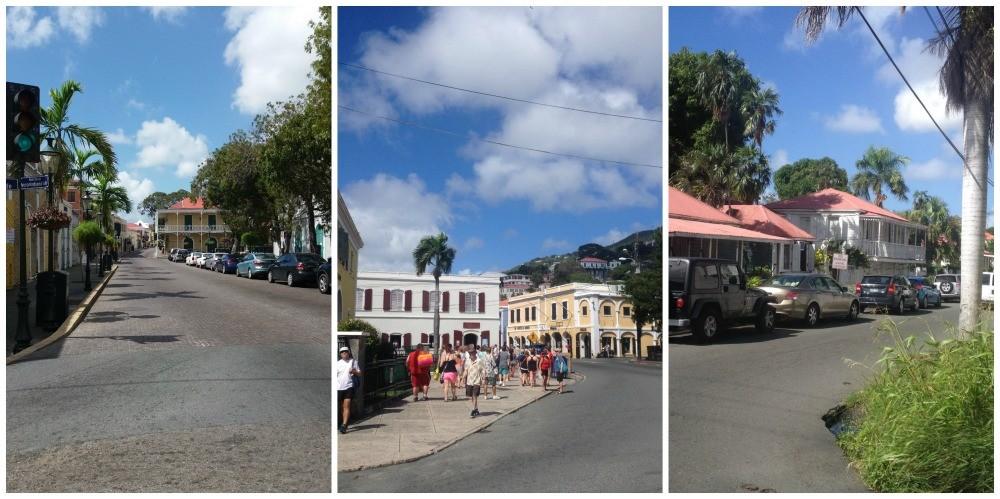St Thomas and Charlotte Amalie USVI