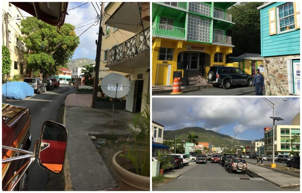 Tour around Tortola