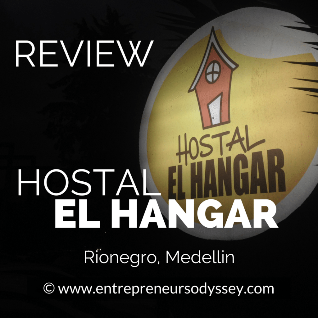 Hostal El Hangar Near The International Airport Medellin (1)
